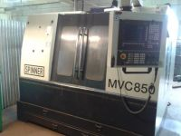 CNC Horizontal Machining Center SPINNER MVC 850