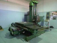 Horizontal Boring Machine TITAN AFD 105