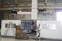CNC Vertical Turret Lathe HANKOOK VTC-30/50 E