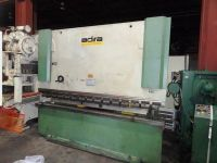 Hydraulic Press Brake ADIRA QHD-15030