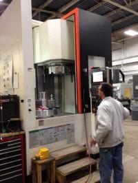 CNC Vertical Lathe MAZAK MEGA-TURN-900 VTL