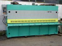 Hydraulic Guillotine Shear STROJARNE PIESOK CNTA 3150/10A