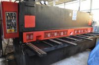 Hydraulic Guillotine Shear STROJARNE PIESOK CNTA 3150/6,3-A