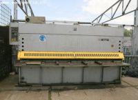 Hydraulic Guillotine Shear STROJARNE PIESOK CNTA 3150 / 10 A
