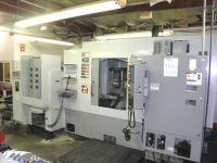 CNC Horizontal Machining Center HAAS EC 400 PP