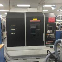CNC centro de usinagem vertical MORI SEIKI RURACENTER 5080