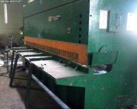 Hydraulic Guillotine Shear STROJARNE PIESOK CNTA 16/3150