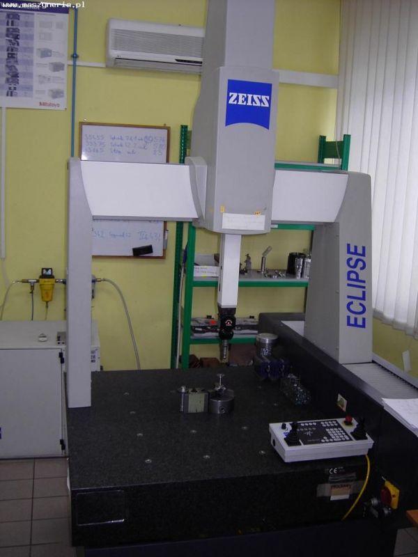 Maszyna pomiarowa CARL ZEISS ECLIPSE 700 CNC 1999