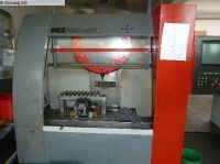 CNC centro de usinagem vertical EMCO VMC 200