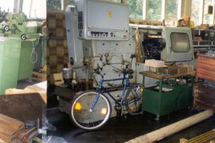 Multi Spindle Automatic Lathe PITTLER-ACME PRB 32/6 1964