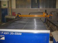 2D Plasma cutter MICROSTEP HS-P 4001.20+S500