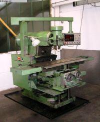 Universal Milling Machine RECKERMANN KOMBI 1050