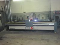 2D Plasma cutter STIGAL STIG 1500 PLUS