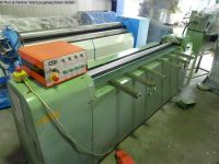 3 Roll Plate Bending Machine FASTI 1041