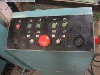 Schwenkbiegemaschine für die Blech KPO ML 2 / 1000 1989-Bild 2