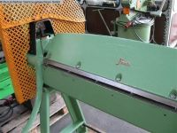 Folding Machines for sheet metal FASTI 1912 / AM Gr. 4 1970-Photo 2