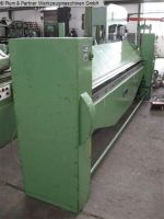 Folding Machines for sheet metal FASTI 2095 - 32 / 2 1985-Photo 6
