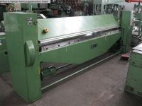 Folding Machines for sheet metal FASTI 2095 - 32 / 2 1985-Photo 2