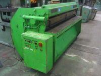 Hydraulic Guillotine Shear VON ARX HSD 2,25 x 2000 1970-Photo 2