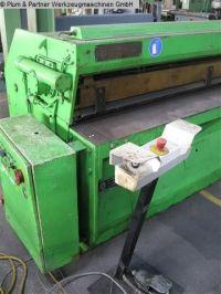 Hydraulic Guillotine Shear VON ARX HSD 2,25 x 2000 1970-Photo 4
