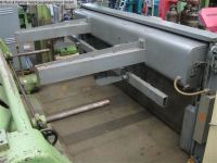 Hydraulic Guillotine Shear LOTZE TS 3000 - 3 1975-Photo 6