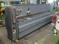 Cizalla guillotina hidráulica LOTZE TS 3000 - 3