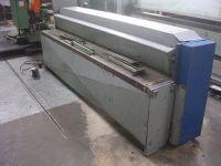 Mechanische guillotineschaar FASTI 516-25 / 1,5 1982-Foto 3
