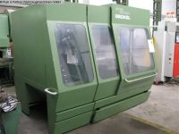 CNC centro de usinagem vertical DECKEL FP 3 CC/T 1991-Foto 3