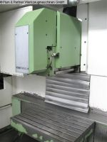 CNC centro de usinagem vertical DECKEL FP 3 CC/T 1991-Foto 4