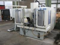 CNC Vertical Machining Center MIKRON VC 500 D / TCP 16