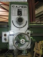 Radial Drilling Machine CASER F 50-2000 1980-Photo 4
