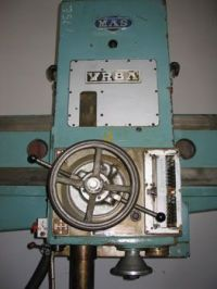 Radial Drilling Machine TOS-MAS VR 8A-P1 1981-Photo 2