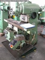 Universal Milling Machine RECKERMANN PONY-KOMBI