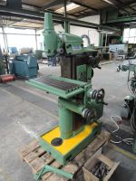 Toolroom Milling Machine MACMOM M 100 C