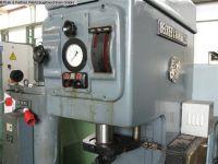 C Frame Hydraulic Press BECKER VAN HUELLER OK 10/224 1964-Photo 3