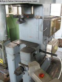 C Frame Hydraulic Press BECKER VAN HUELLER OK 10/224 1964-Photo 4