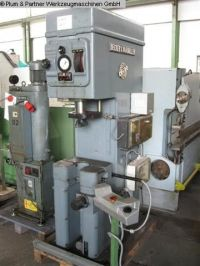 C Frame Hydraulic Press BECKER VAN HUELLER OK 10/224