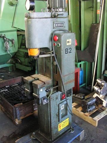 C Frame Hydraulic Press EITEL T 6,3 1962