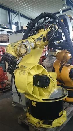 Robot KUKA KR 200 2002