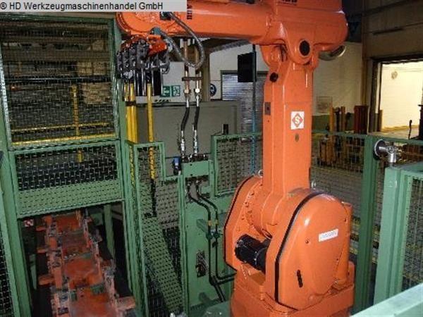 Robot ABB IRB 3000 1994