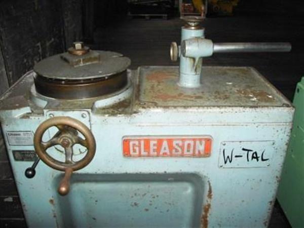 Merací stroj GLEASON W-TAL 1975