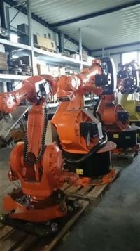 Robot KUKA KR 150