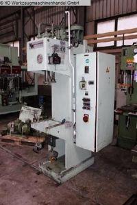 C ramme hydraulisk trykk MUELLER WEINGARTEN CT 10.2.3
