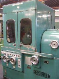 Wälzschleifmaschine REISHAUER NZA
