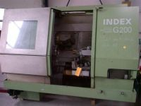 Torneamento e fresamento centro INDEX G 200