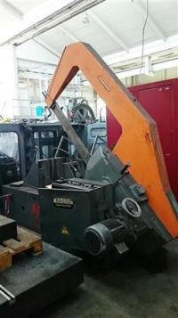 Hacksaw machine KASTO PBS 630/800