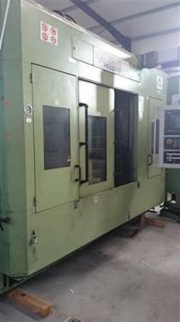 CNC torno vertical HESSAPP DVT 250 L