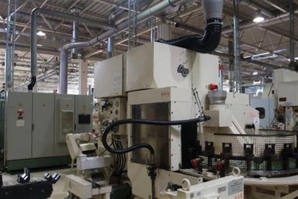 Zahnradstoßmaschine LORENZ LS 210 1990