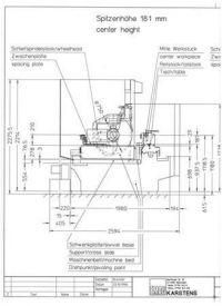 Außen-Rundschleifmaschine EMAG-KARSTENS K 53-4000 1999-Bild 2