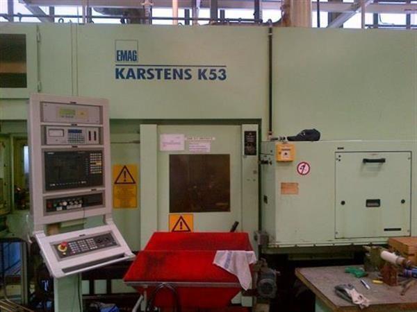 Außen-Rundschleifmaschine EMAG-KARSTENS K 53-4000 1999